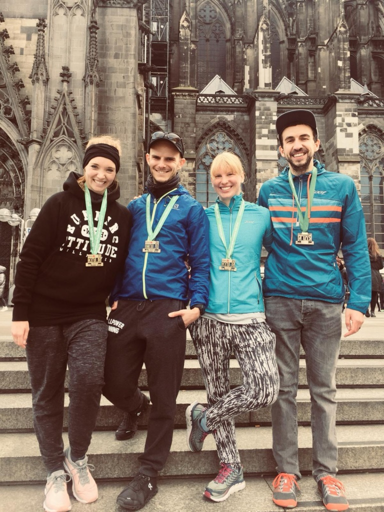 Koeln Finisher