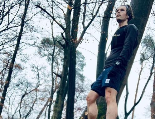 Daniel im Wald